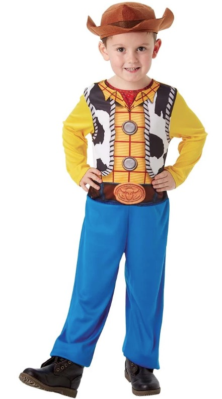 Disfraz infantil Woody Toy Story Opp Disney Rubie's