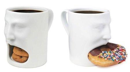 La taza que, como te descuides, se come tus galletas