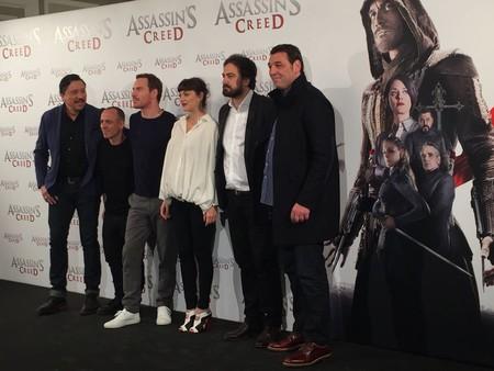 'Assassin's Creed' | Los actores nos hablan de la adaptación del videojuego