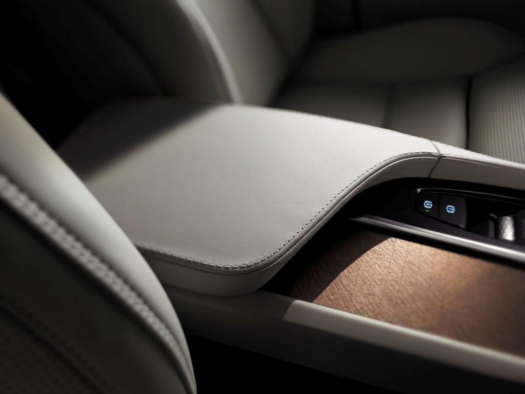 Foto de Volvo XC90, interior (31/39)