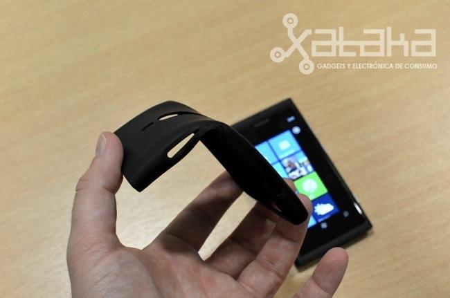 Foto de Nokia Lumia 800 prueba hardware (6/15)