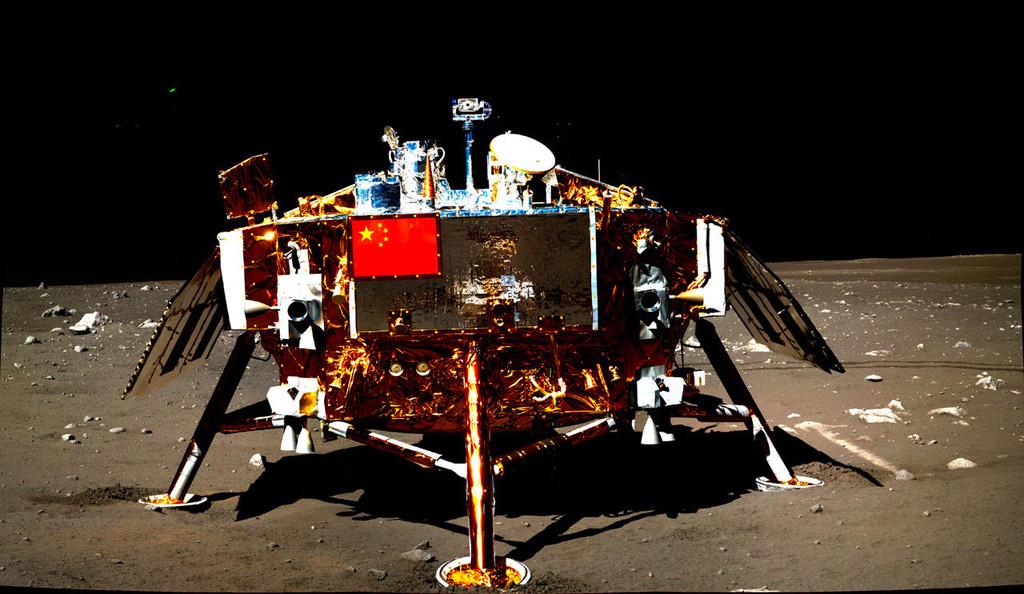 El próximo objetivo espacial de China es traer muestras de la Luna, y preparan más de 30 lanzamientos espaciales para 2019