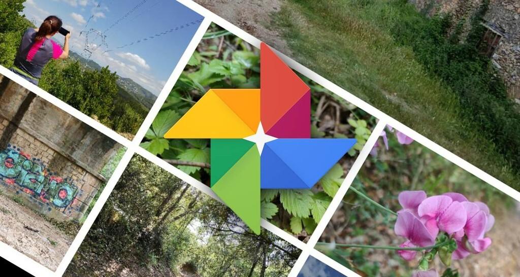 Google Fotos tiene un reciente boceto para tablets: nueva barra lateral con muchas mas opciones