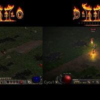 Así luce Diablo II Resurrected frente al juego original en un vídeo comparativo de su primera alfa