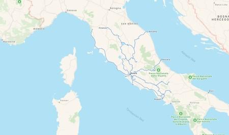 Los mapas de Apple añaden las redes de transporte público de Tallin y Roma