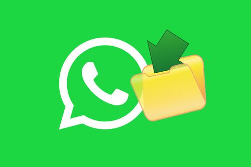 Cómo guardar un chat entero de WhatsApp con sus imágenes, stickers y demás