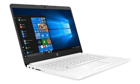 El portátil HP 14-dk0001ns es toda una ganga con 110 euros de descuento en la Semana de Internet de El Corte Inglés
