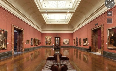 Tour virtual por la National Gallery