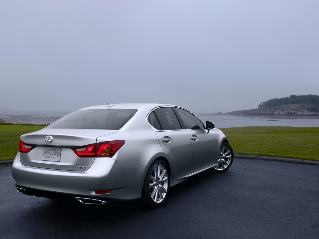 Foto de Lexus GS 2012 (1/21)