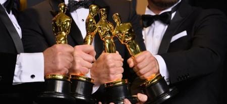 Premios Óscar en manos de premiados