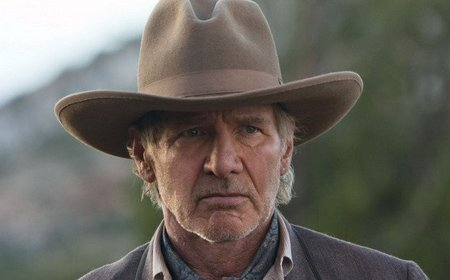 Harrison Ford será Wyatt Earp