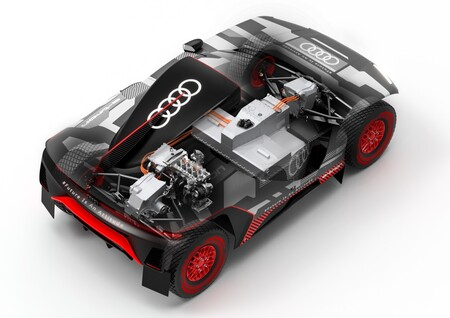 Audi Rs Q E Tron 2