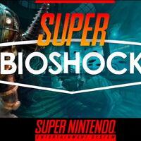 ¿Cómo sería BioShock en dos dimensiones? El creador de Neversong hace realidad esta pregunta. Y también con Cyberpunk 2077