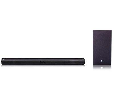 Si quieres mejorar el sonido de tu TV a buen precio, en Amazon tienes la barra SJ4 de LG por sólo 166 euros