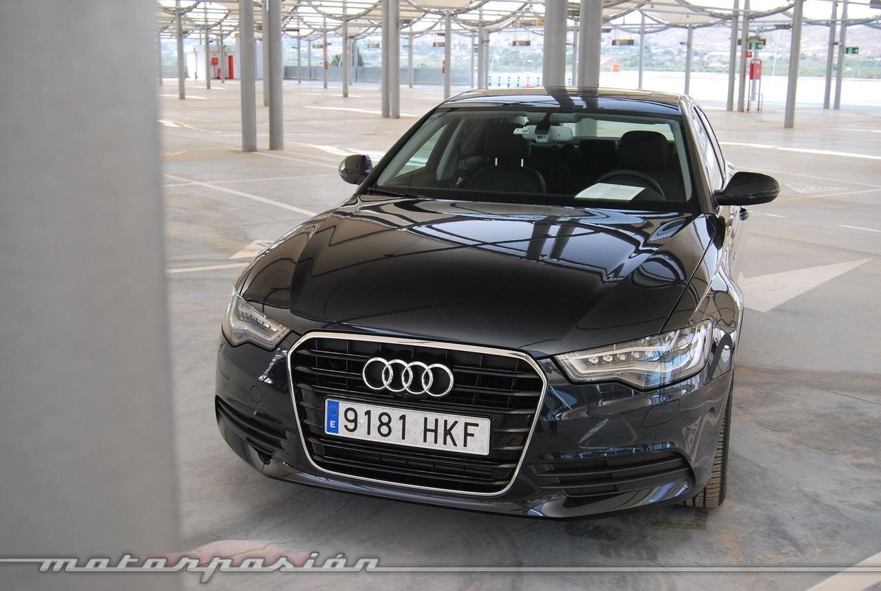 Foto de Audi A6 hybrid (prueba) (115/120)