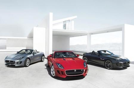 El Jaguar F-Type ya es oficial