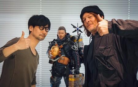 """""""Creo que estamos haciendo un segundo Death Stranding"""": Norman Reedus afirma que la secuela de Kojima está en negociaciones"""