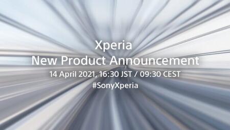 Sony Xperia Announcement 14 April 2021 640x361