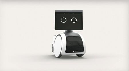 """Astro es el nuevo robot para el hogar de Amazon: integración con Alexa, cámaras para vigilar y hasta tiene """"emociones"""""""