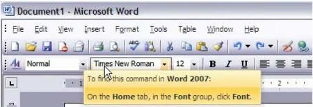 Office 2007: encontrar todo en los nuevos menús