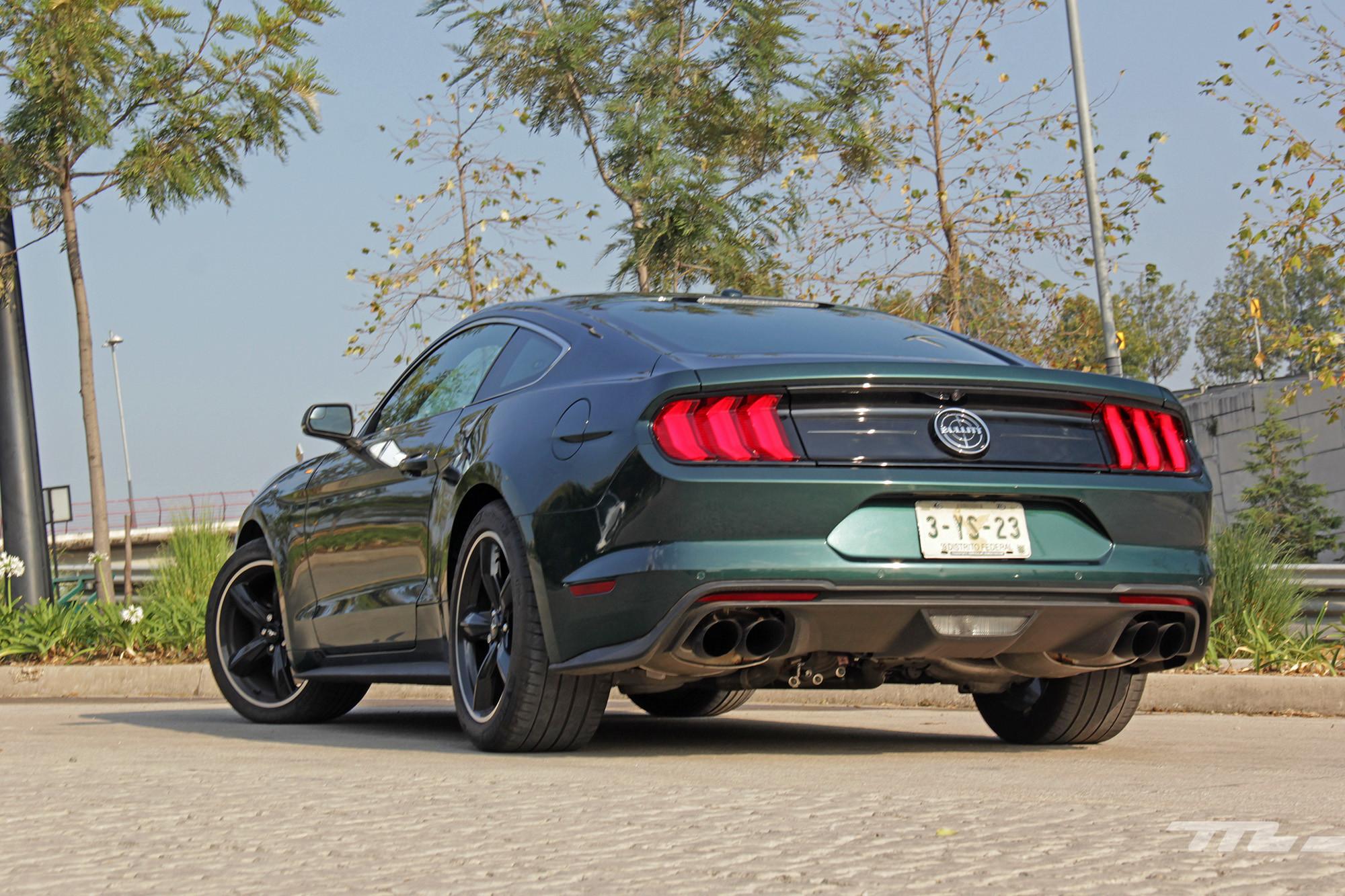 Foto de Ford Mustang Bullitt (8/30)