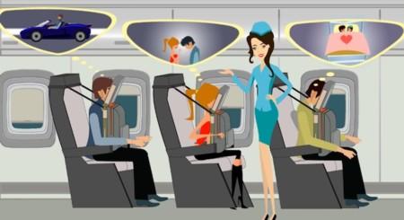 El dormir cómodamente en un avión podría ser una realidad según esta patente de Boeing