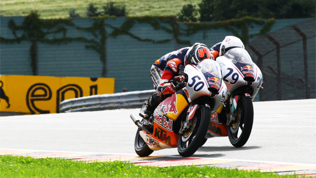 Red Bull Rookies Cup Sachsenring