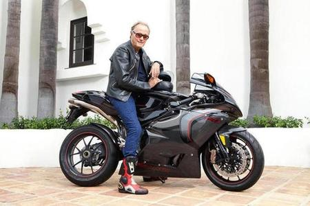La exclusiva MV Agusta F4CC de Peter Fonda a subasta