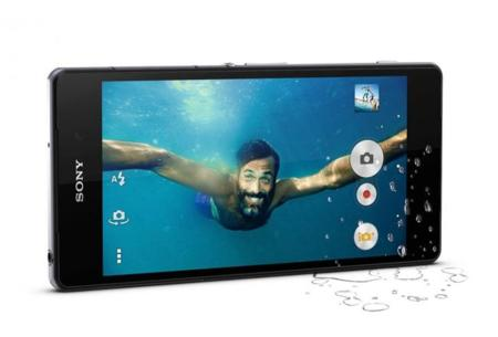 Xperia Z2 proof