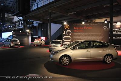 Exposición 50 Coches del Año en Europa (parte 5) 2004-2013