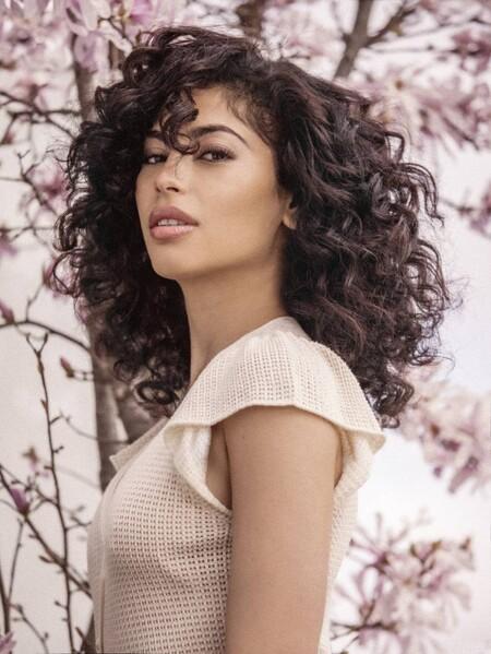 Mina El Hammani Para Guerlain 1