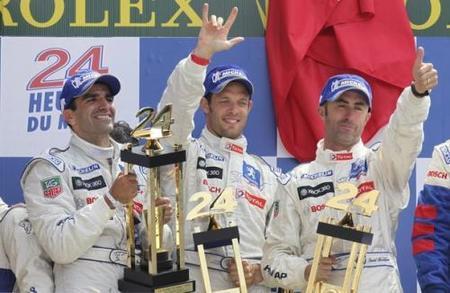 Marc Gené defenderá su título en las 24 horas de Le Mans