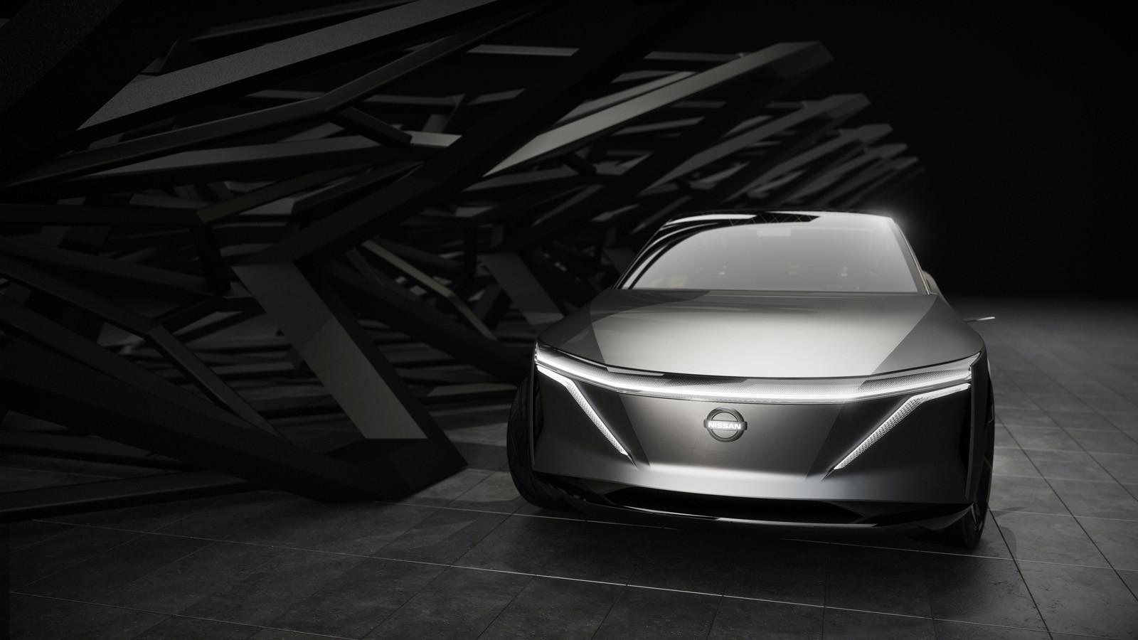 Foto de Nissan IMs EV Sports Sedan concept (11/31)