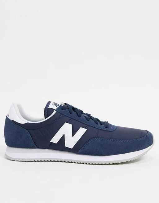 Zapatillas en azul marino 720 de New Balance