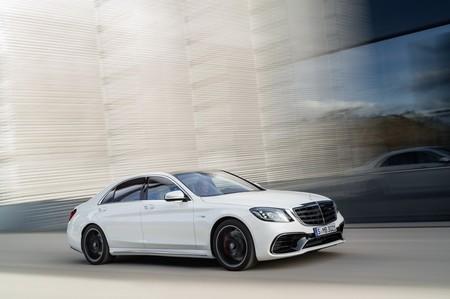 El futuro está más cerca de lo que creemos. El Mercedes Clase S tendrá autonomía nivel 3 en un par de años