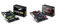 """GIGABYTE confirma soporte a APUs """"Kaveri"""" en motherboards A88X, A78 y A55"""
