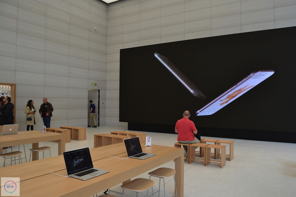 Foto de Apple Store de Bruselas (10/11)