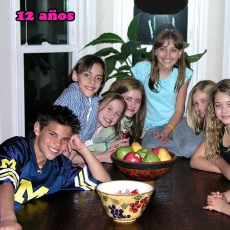 Taylor Lautner 18 años