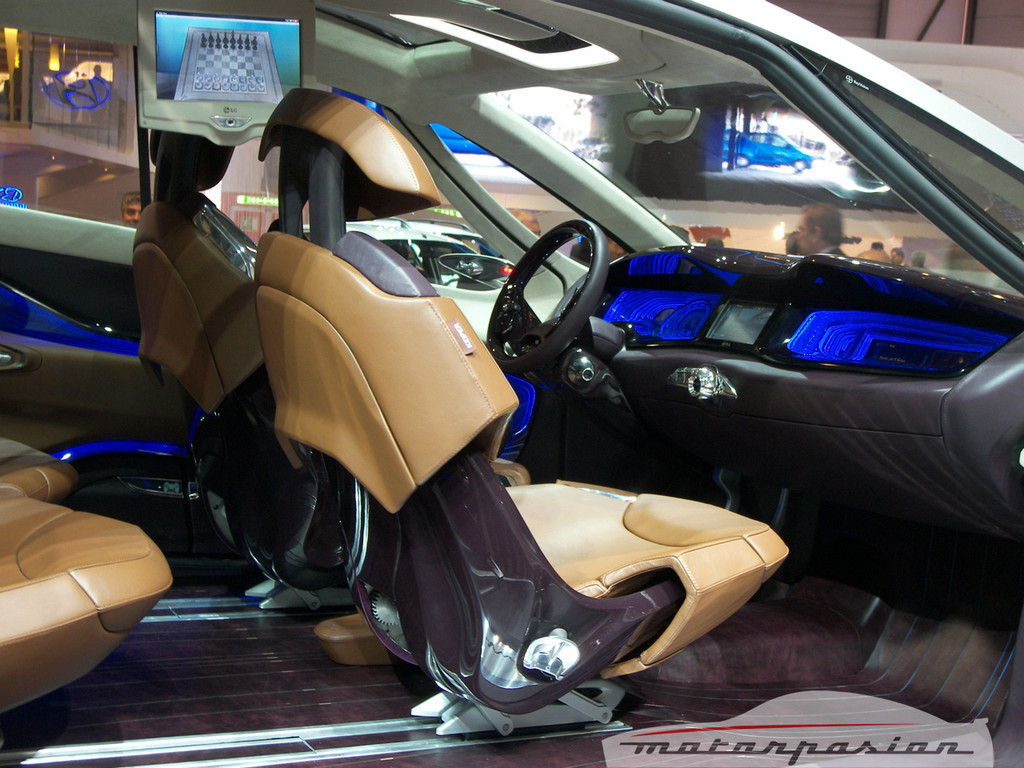 Foto de Hyundai i-Mode en el Salón de Ginebra (9/14)