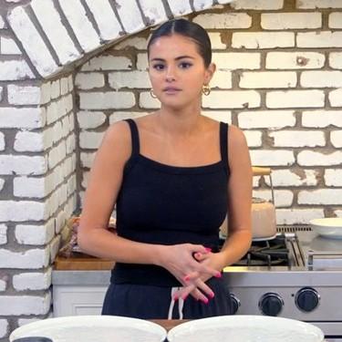A Selena Gómez no se le corta la mayonesa pero sí el cuerpo cuando le hablan de sus novios y sus ex