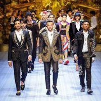 Dolce & Gabbana y su ejército millennial apuestan por la inclusión en su colección 2019 en Milán