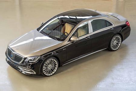 No es un Maybach, pero este Mercedes-Benz Clase S de Hofele es puro lujo y exclusividad