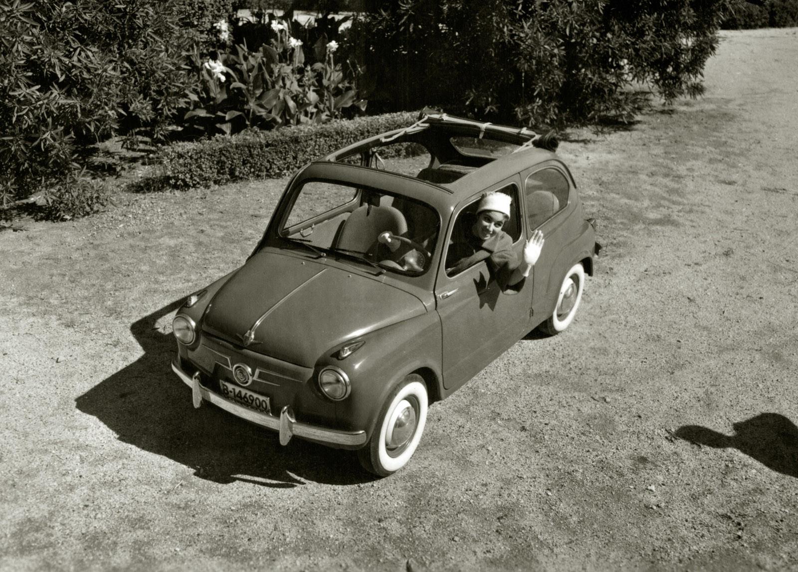 Foto de SEAT 600 (50 Aniversario) (52/64)