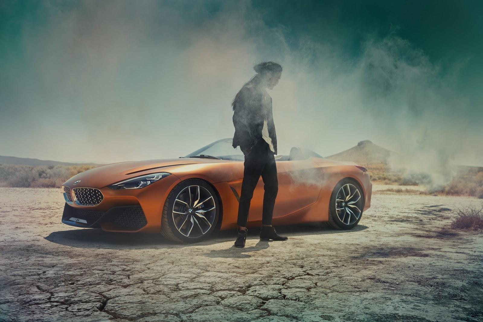 Foto de BMW Z4 Concept (6/19)