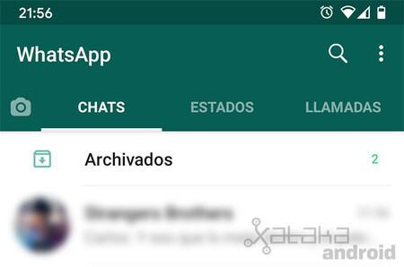 Whatsapp Archivados