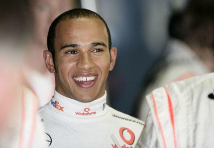 Hamilton hace millonario a un avispado apostante