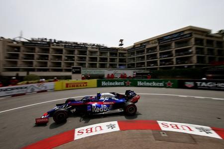 Albon Monaco F1 2019