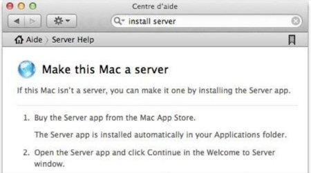 ¿Cómo convertir Mac OS Lion en Mac OS X Lion Server? Fácil: pagando