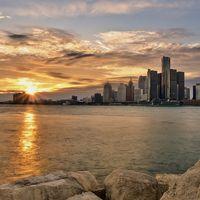 El Salón del Automóvil de Detroit, cancelado por coronavirus: en su lugar se levantará un hospital de campaña