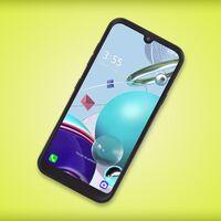 LG K31 bloqueado en tan solo 714 pesos en Amazon México, con 2 GB de RAM y cámara de 13 MP para usarlo de reproductor multimedia